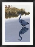 Blackwater Reflections II Framed Print
