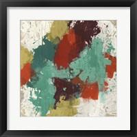 Kaleidoscope Signals I Framed Print
