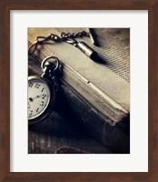 Framed Watch Book