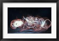 Framed Dancing Light Wave