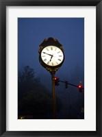 Framed 6:49 In Albany