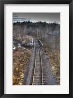 Framed Lonely Tracks