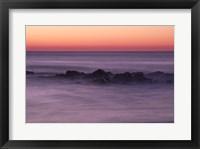 Framed Ocean Grove Early Morning