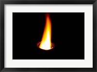 Framed Flame