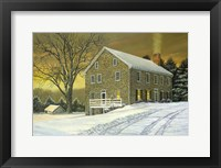 Framed Mill House