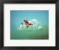 Framed Cloud 9