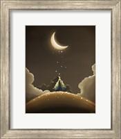 Framed Moondust