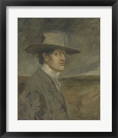 Framed Portrait Of The Artist, 1906