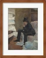 Framed Widower