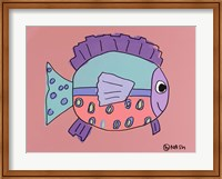 Framed Spot The Fish