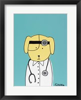 Framed My Dog the Doctor