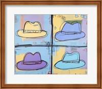 Framed Hats
