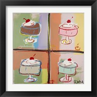 Framed Sundae will Never be the Same