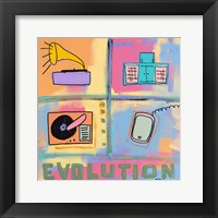 Framed Evolution - Stereo