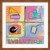 Framed Evolution - Stereo