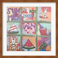 Framed Summer