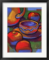Framed Fruit-cup