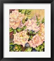 Framed Florida Roses