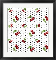 Framed Cherry Fabric 4