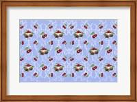 Framed Cherry Fabric 5