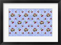 Framed Cherry Fabric 5