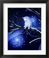 Framed Snowflake Fairytail