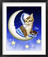 Goodnight Moonlight Framed Print