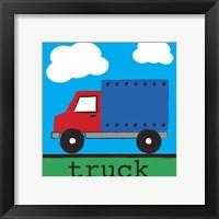 Framed Truck
