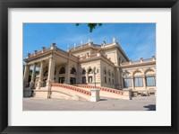 Framed Kursalon, Vienna, Austria