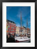 Framed Sailboats, Denmark