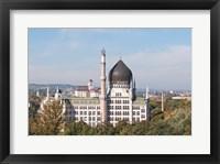 Framed Yenidze Cigarette Factory