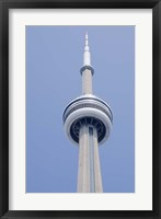 Framed CN Tower, Toronto