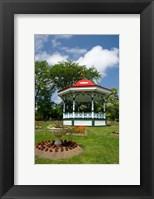 Framed Nova Scotia, Victorian City Garden