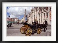 Framed Horsedrawn Carriage Ride, Belgium