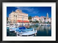 Framed Sanary Sur Mer, France I