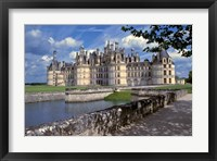 Framed France, Chateau Chambord, Loire Valley