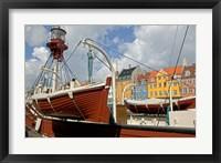 Framed Nyhavn, Copenhagen