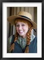Framed Anne Of Green Gables