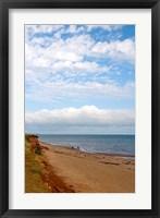 Framed Beach at Cape Orby
