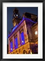 Framed Marie de XXth (City Hall of 20th)