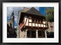 Framed Hotel de Keratry, Cote d'Armor