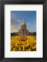 Framed Hotel des Invalides, Paris, France