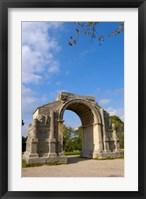 Framed Triumphal Arch, St Remy de Provence, France