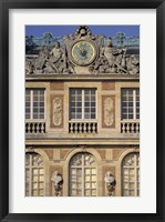 Framed Chateau of Versailles, France