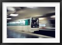 Framed Metro, Paris, France