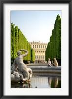 Framed Vienna, Austria