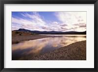 Framed Gros Morne Trout River