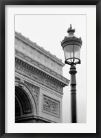 Framed Arc de Triomphe