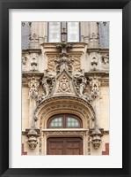 Framed Fecamp Palais Benedictine palace
