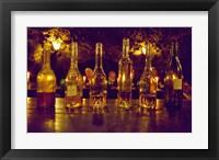 Framed Oremus Winery in Tolcsva, Tokaj, Hungary